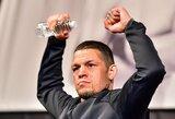 """N.Diazas """"patrolino"""" būsimo grandiozinio UFC turnyro pagrindinės kovos dalyvius: """"Aš gaunu daugiau nei jūs abu sudėjus"""""""