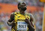 U.Boltas be jokių problemų pateko į 200 m bėgimo finalą (komentaras)