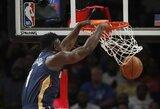 Z.Williamsonas NBA gali debiuoti šį mėnesį
