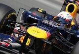 Kanados GP lenktynėse pirmas startuos S.Vettelis