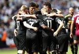 """Draudimo įsigyti žaidėjus išvengę """"Manchester City"""" sulaukė nedidelės baudos"""