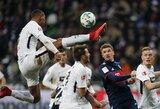 """Vokietijos """"Bundesliga"""": subliuškusios """"Eintracht"""" svajonės žaisti Čempionų lygoje ir konkurentams palankios """"Schalke"""" lygiosios"""