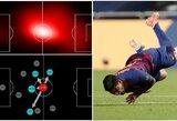 """Rungtynėse su """"Bayern"""" – absurdiška L.Suarezo statistika"""
