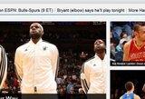 D.Motiejūnas puikuojasi ir NBA.com puslapyje, ir geriausių lygos naujokų dešimtuke