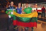 V.Valančius ir M.Jasiūnas užsitikrino pasaulio muaythai čempionato medalius