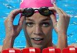 Sprendimą paskelbęs IOC sudaužė J.Jefimovos olimpinę svajonę