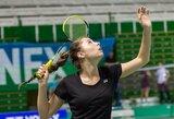 Lietuvos badmintono rinktinė neturėjo vilčių prieš Šri Lanką