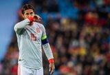 """Rekordą pagerinęs S.Ramosas: """"Tai man suteikia milžinišką pasididžiavimo jausmą"""""""