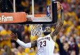 ESPN paskelbė geriausių NBA žaidėjų reitingą