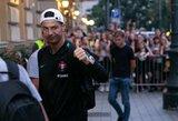 """""""Žalgirio"""" treneris J.Martinsas: """"Portugalijoje visi tikisi, kad Ronaldo žais"""""""