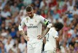 """""""Real"""" atsakas """"Football Leaks"""": S.Ramosas niekuomet nevartojo dopingo"""""""