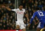 """M.Dembele norėtų likti """"Fulham"""" gretose"""