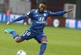 """""""Lyon"""" lyderis domina Anglijos, Ispanijos, Vokietijos ir Italijos klubus"""