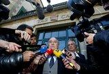 Nuo futbolo nušalintas S.Blatteris pripažino, kad Kataras sukčiavo įgydamas teisę rengti pasaulio čempionatą