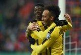 """""""Borussia"""" direktoriaus įspėjimas žaidėjams: """"Jei taip elgsitės, turėsite didelių problemų"""""""