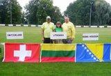 Pasaulio meistrų žaidynėse Lietuvos lengvaatlečiai iškovojo dar šešis medalius