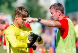 """FK """"Vilniaus"""" treneris P.Leusas: """"Galime kovoti su visais lygos lyderiais"""""""