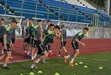U-21 futbolo rinktinės tikslas San Marine – trys taškai