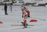 M.Kaznačenko žiemos Universiados biatlono sprinte finišavo 27-a