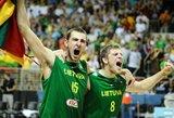 Norintiems žaisti Lietuvos rinktinėje: kokie statistiniai vaikinų rinktinės narių šansai?