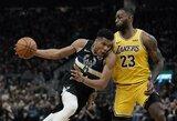 ESPN išrinko naudingiausią NBA sezono žaidėją