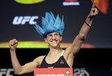 Pamatykite: UFC kovotoja svėrimuose virto super sajane