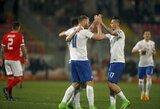 Lietuvos grupėje – nepalanki Slovakijos pergalė prieš Maltą