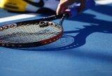 ITF jaunių teniso turnyre lietuvės kovą tęsia tik dvejetų varžybose