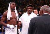 """D.Wilderis: """"A.Joshua nebuvo tikras čempionas, dabar matote, kas bėgo nuo ko"""""""