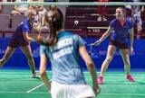 V.Fomkinaitė su Europos žaidynėmis atsisveikino pergale