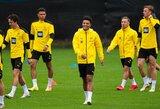 """J.Sancho apie """"Man United"""" nebegalvoja: """"Dievinu žaidimą su šitais vyrukais"""""""