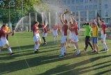 """Mažojo futbolo flagmanas """"El Dorado"""" iškovojo pirmąjį sezono trofėjų"""