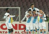"""Fantastiška rungtynių pradžia leido """"Napoli"""" klubui sutriuškinti """"Inter"""" ekipą"""