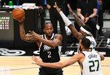 """""""Clippers"""" nutraukė """"Jazz"""" pergalių seriją"""