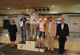 Lietuvis A.Plaksij – Europos jaunimo šimtalangių šaškių čempionas