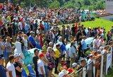 Ralio kroso festivalio Vilkyčiuose organizatoriai žiūrovus ragina paisyti COVID-19 rekomendacijų