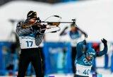Artėja dar vienas istorinis pasiekimas: T.Kaukėnas – realus pretendentas į olimpines bendro starto lenktynes