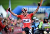 Lietuvos dviratininkų pasirodymai tarptautinėse lenktynėse
