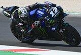 """""""MotoGP"""" kvalifikacijoje – įspūdingas """"Yamaha"""" pasirodymas"""