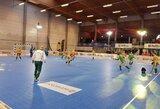 Lietuvos moterų žolės riedulio rinktinė Europos čempionatą baigė pergale prieš Škotiją