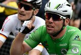 """Trečiąjį """"Tour de France"""" etapą po fotofinišo laimėjo M.Cavendishas"""