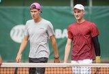 ITF turnyre Madride – T.Vaišės pralaimėjimas