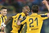 """Italijos """"Serie A"""": """"Hellas"""" nugalėjo """"Chievo"""" Veronos """"derbyje"""""""