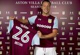 """J.Terry atsisveikino su """"Aston Villa"""" ekipa"""