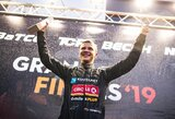 Sekmadienis Estijoje pažymėtas istorine TCR pergale ir nauju trasos rekordu