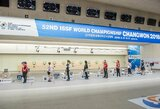 Svajonių startas: šaulė Gabrielė Rankelytė pirmauja pasaulio jaunimo čempionate
