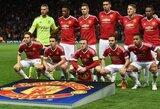 """""""Manchester United"""" – daugiausiai šį sezoną futbolininkų rinktinėse turintis Europos klubas"""
