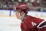 """Rygos """"Dinamo"""" pralaimėjo KHL autsaiderių mūšį"""
