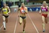 Pripažinti lyderiai Lietuvos lengvosios atletikos čempionate sulaukė pasipriešinimo
