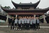 Vaikinų U-22 futbolo rinktinė pralaimėjo kinams